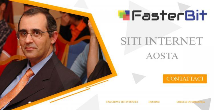 Realizzazione siti web Aosta