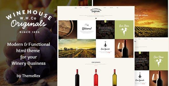 Cantine vitivinicole, birrifici, produzione liquori e alcool